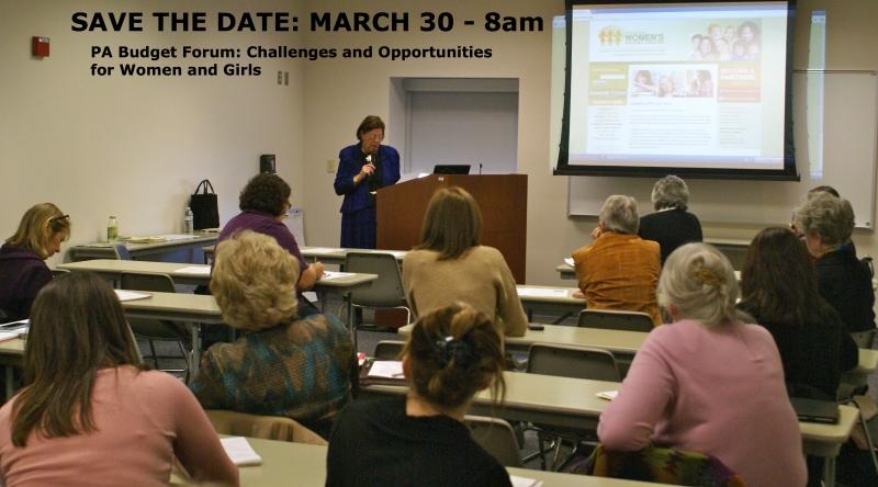 BCWAC State Budget Forum