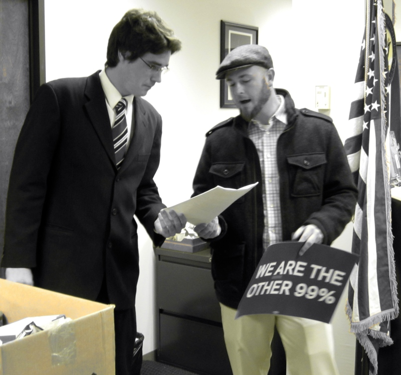 Delivering More Pro-Jobs Letters to Rep. Fitzpatrick
